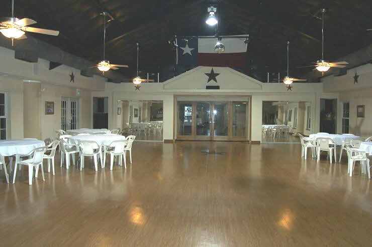 Clubhouse main room