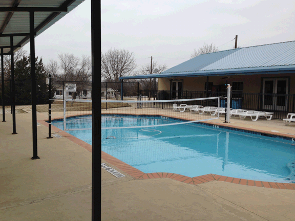5000 sq ft clubhouse - Wildwood Naturists Resort